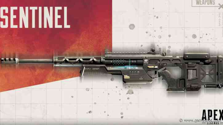 Apex Legends' New Season 4: Assimilation Weapon Is Another Sniper Rifle