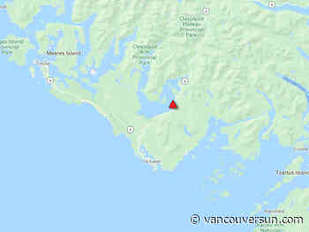 Highway to Tofino, Ucluelet closed in both directions by rock debris