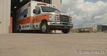 Yorkton, Sask. ambulance company finding gaps in contracted service