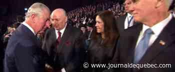 Le prince Charles n'a pas snobé Mike Pence à Yad Vashem