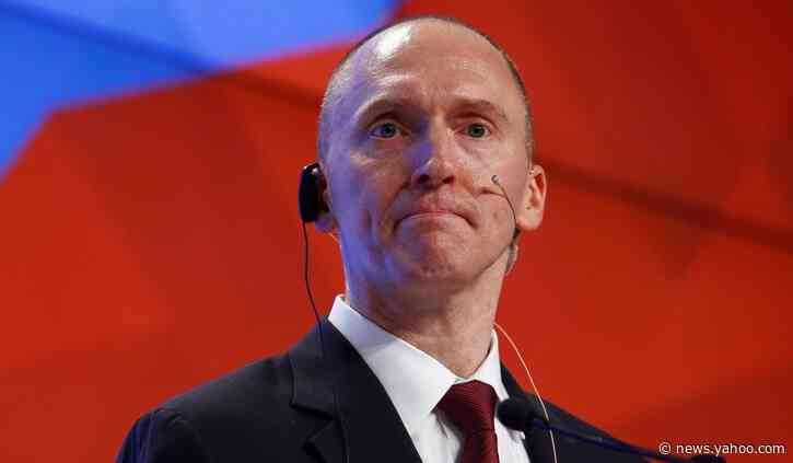 FISA Court Confirms Two Carter Page Surveillance Applications 'Not Valid'