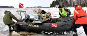 Drame au Lac-Saint-Jean: le guide aurait tenté de sauver le devant du peloton