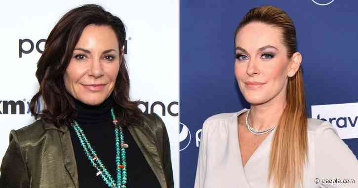 Luann de Lesseps Spills on New RHONY Cast Member Leah McSweeney: 'People Can Relate to Her'
