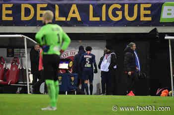 PSG : Marquinhos sera absent pendant trois semaines...