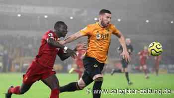 Premier League: 22. Sieg: Liverpool auch in Wolverhampton erfolgreich