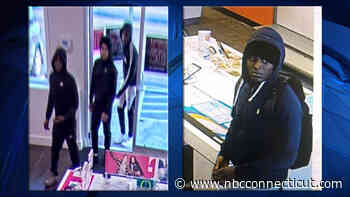 Suspects Stole $10K in Merchandise From Naugatuck T-Mobile: Police