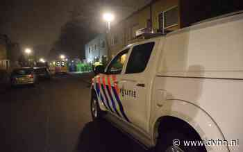 Gewonde bij steekpartij Kometenstraat Groningen, één gewonde, meerdere personen aangehouden