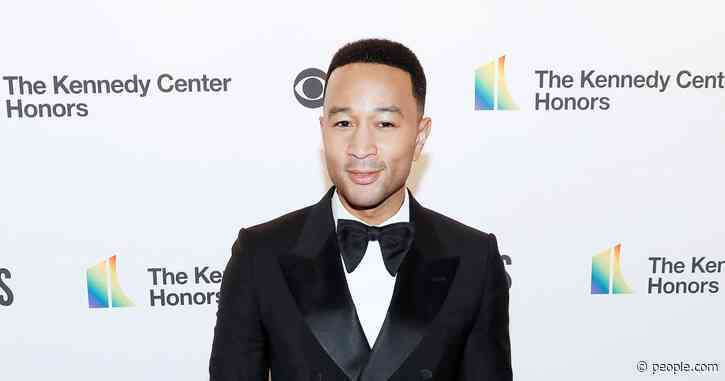 John Legend Reflects on His Experiences with Racism: 'They Questioned My Right to be Where I Was'