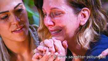 IBES 2020: Dschungelcamp: Danni Büchner vom Brief der Kinder gerührt