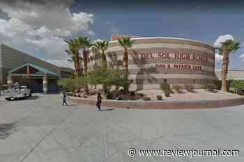 5 teens arrested after gun report near Del Sol in Las Vegas