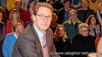 Verkehrsminister: Scheuer spricht bei Lanz über seine Rücktrittsgedanken