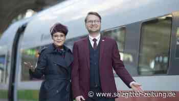 Anprobe läuft: Neuer Look für Lokführer und Zugbegleiter der Bahn