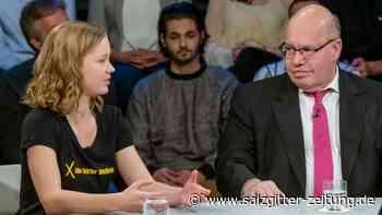 ZDF-Talk: Klima-Aktivistin nimmt Altmaier bei Illner in die Zange