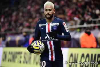 PSG : Merci Neymar, Paris a une chance incroyable