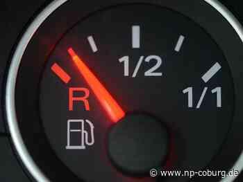 Kein Benzin: Polizei überführt Audi-Fahrer auf A 73