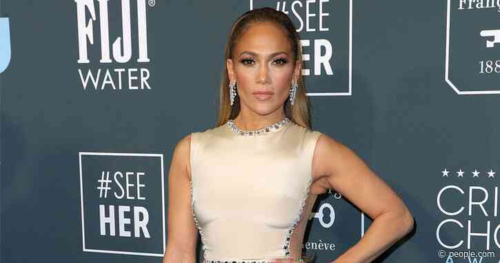 #SeeHer Story Praises Jennifer Lopez, a True Triple-Threat, in Episode 17