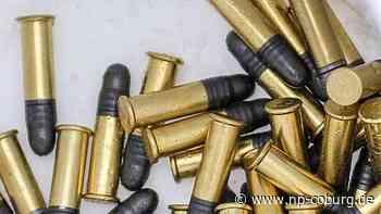 Mann hortet 16.000 Schuss Munition und Waffen