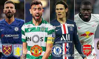 What EVERY Premier League club wants before January transfer window closes