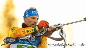 """Weltcup in Pokljuka: Lesser will kein Biathlon-Podolski sein: """"Leistung zählt"""""""