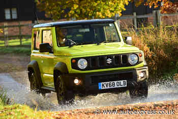 Suzuki Jimny to be removed from sale due to emission regulations