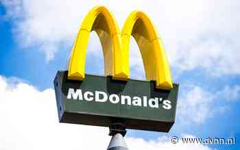 Heibel om reclamemast McDonald's in Kolham? Da's niet voor het eerst, want in 2004 was het ook al raak