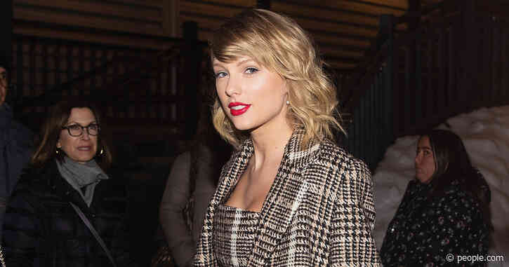 Taylor Swift Reveals She's Felt Like People 'Lean in with ... Hunger' When She's Felt 'Humiliated'
