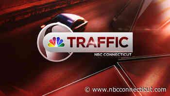 Crash Closes Route 32 in Mansfield