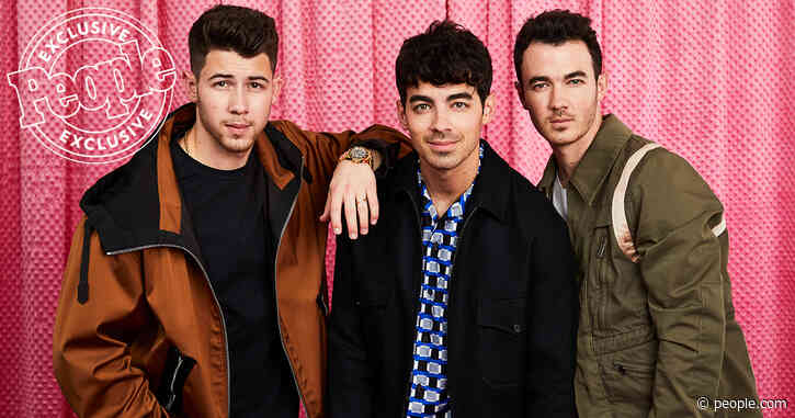 The Jonas Brothers Take Las Vegas! Band Announces Limited Residency at Park MGM — See the Dates