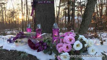 Memorial Resurrected for Jennifer Dulos in Farmington