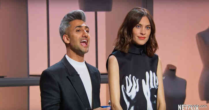 Get a First Look at Netflix's New Fashion Competition Show Starring Tan France and Alexa Chung