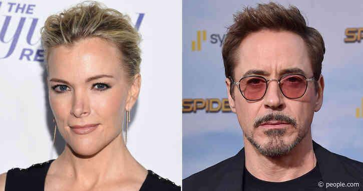 Megyn Kelly Claims Double Standard over Robert Downey Jr.'s Tropic Thunder Blackface