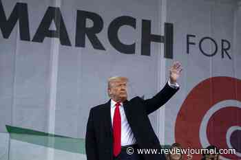 Trump breaks precedent with address at D.C. anti-abortion march