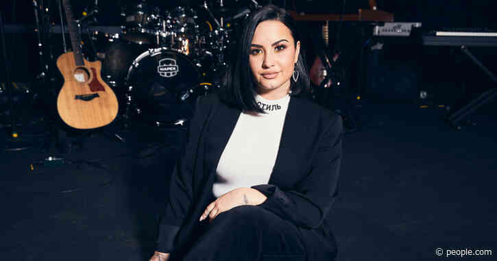 Demi Lovato Says 'Music Has Been a Huge Coping Mechanism' for Her After Overdose: 'It's Very Therapeutic'