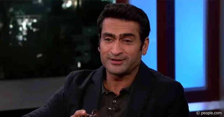 Kumail Nanjiani Breaks His Diet for the First Time Since Getting Buff: 'I'm Literally Gonna Cry'