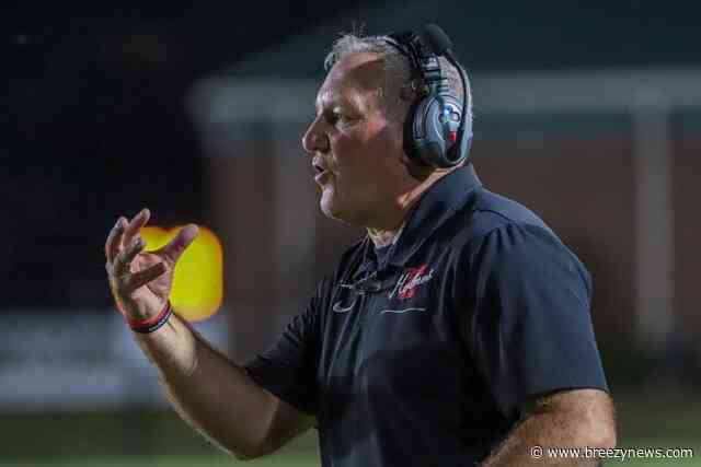 Holmes CC head football coach Jeff Koonz announces retirement