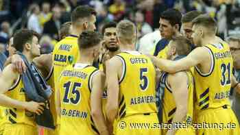 Basketball-Euroleague: Alba Berlin kassiert heftige Pleite in Kaunas