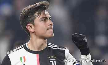 Paulo Dybala admits he nearly left Juventus with Manchester United and Tottenham both interested