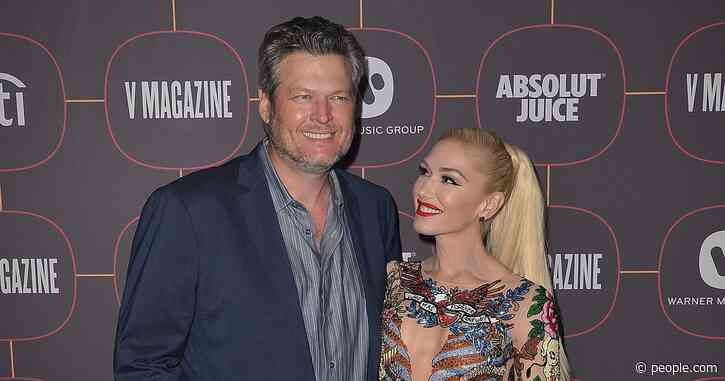 Gwen Stefani and Blake Shelton Join These Power Couples Who've Performed Together at the Grammys