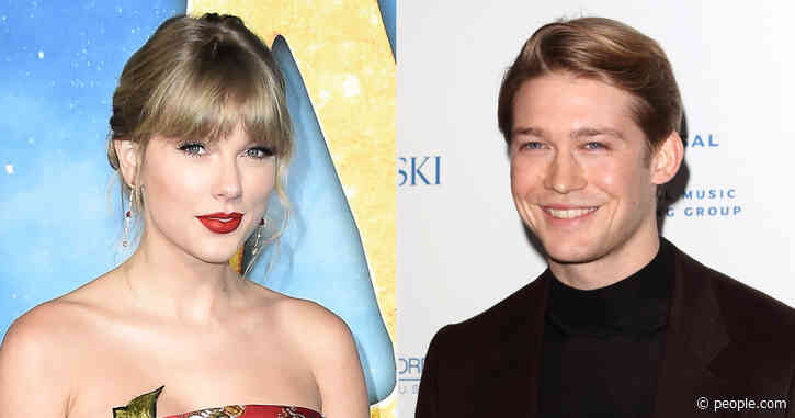 Taylor Swift Shares Sweet Hug with Joe Alwyn in New Documentary as She Reveals Why She Fell for Him