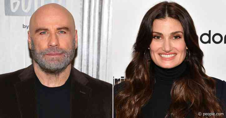 Idina Menzel Teases John Travolta Ahead of 2020 Oscars: 'Who Is Brave Enough to Introduce Me?'