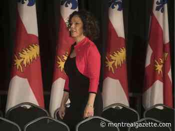 Côte-des-Neiges–Notre-Dame-de-Grâce Mayor Sue Montgomery removed from Projet Montréal caucus