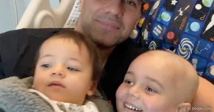 Criss Angel's 5½-Year-Old Son Is Back Home Following 6 Liters of Chemo: 'Prayers Were Answered'