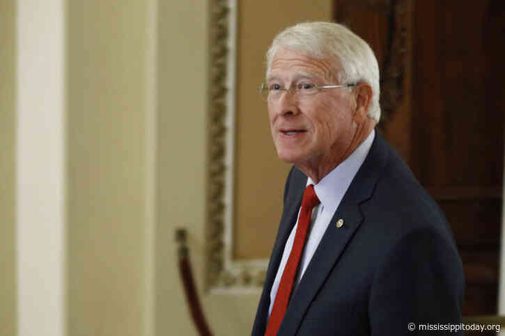 'There was not the remotest chance this would convince me Donald Trump deserved to be removed,' Wicker says of trial
