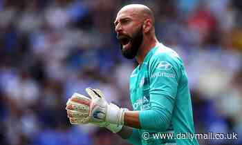 Willy Caballero to be given chance to oustKepa Arrizabalaga in Chelsea first team