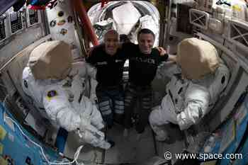 Watch live Saturday: Astronauts taking spacewalk to repair complex space station experiment
