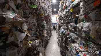 Montreal's recycling centres to cease operations as early as next week