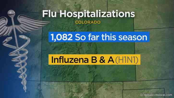 Colorado Child's Death Linked To Flu