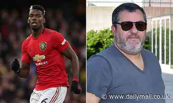 Mino Raiola insists Juventus fans shouldn't give up on re-signing Manchester United's Paul Pogba