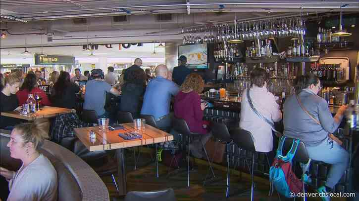 Survey: Restaurants At DIA Are Top In Nation's Airports