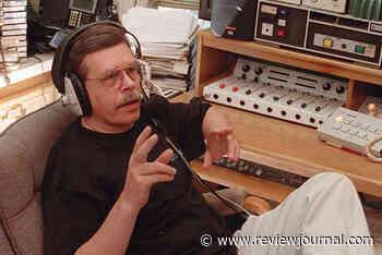 Radio host Art Bell honored at Pahrump park